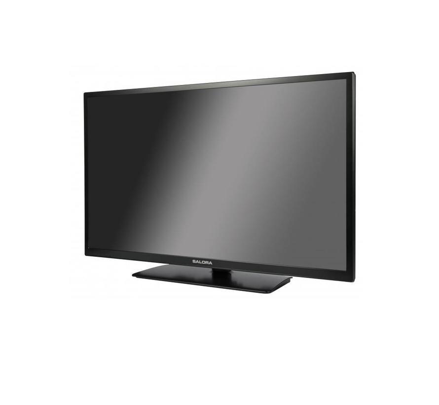 Salora 20 Inch LED 9109 DVB C/T2/S2 + DVD 12V