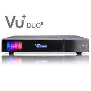 VU+ VU+ DUO 2 inclusief DUAL DVB-C/T2 tuner