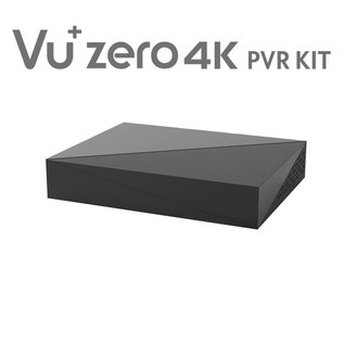 VU+ VU + Zero 4K PVR Kit
