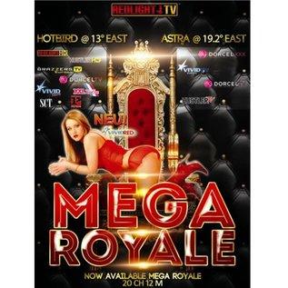 Redlight MEGA Elite Royale 20 zenders Viaccess jaarkaart
