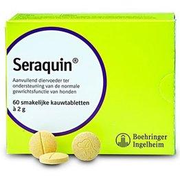 Boehringer Ingelheim Seraquin Hond 60 tabletten