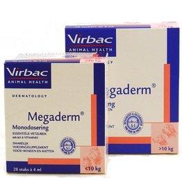Virbac Megaderm monodosering 28x4 ml