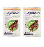 Vetoquinol Flexadin Advanced - gewrichtssupplement voor honden - leverbaar met 30 of 60 zachte brokjes