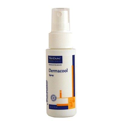 Virbac Dermacool Hot-Spot spray 50 ml - jeukstillend bij nat eczeem en hotspots - voor honden en katten