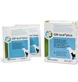 Ecuphar OR-Ace plus 5 zakjes van 7,22gr - ter herstel van de vochtbalance bij honden en katten