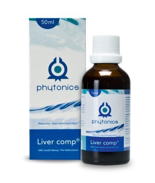 NML Health Phytonics Liver Comp - 50ml