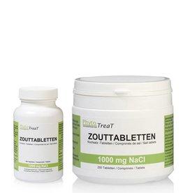 Phytotreat Natrium Chloride 1000 mg zouttabletten