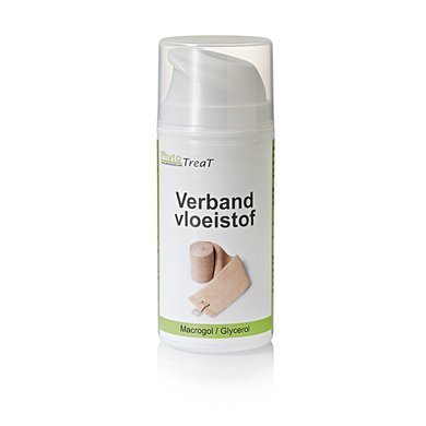Phytotreat Phytotreat Verbandvloeistof Macrogol/Glycerol 100 ml