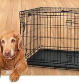 Klassieke Bench - Wire Crate