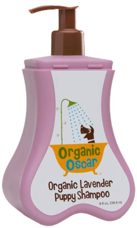 Organic Oscar Organic Oscar Lavender Puppy Shampoo