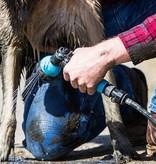 Rinsekit douche - portable sproeier 7,5 liter - voor het makkelijk buiten schoonmaken van je hond