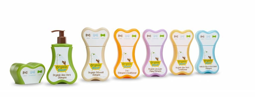 Organic Oscar Organic Oscar Holistic Bite&Itch Relief Shampoo voor honden