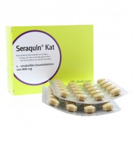 Boehringer Ingelheim Seraquin Kat 60 tabletten