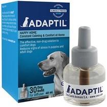 Ceva Adaptil verdamper met flacon - tegen angst en aan stress ongewenst gedrag bij honden