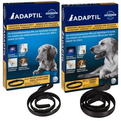 Ceva Adaptil halsband - helpt tegen ongewenst gedrag bij stress en angst