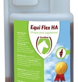 Excellent Equi Flex HA Liquid 1 liter - Bevordert smering van gewrichten en ondersteunt het behoud van het kraakbeen.