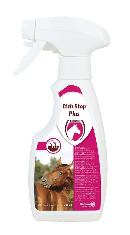 Excellent Itch Stop Plus Spray 250 ml - kalmerende huidspray voor paard en pony