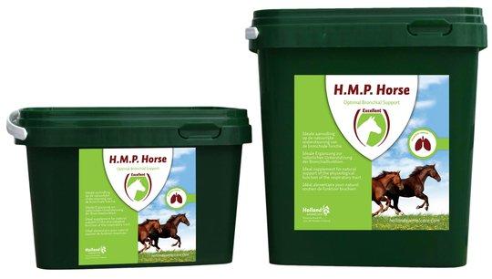 Excellent Excellent HMP-Horse - voor schone luchtwegen en optimale longfunctie