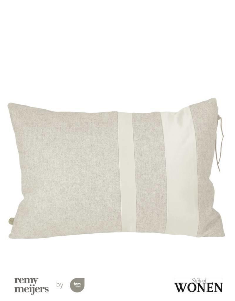 Line Up Cushion 35x50cm