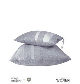 Line Up Cushion 60x60cm