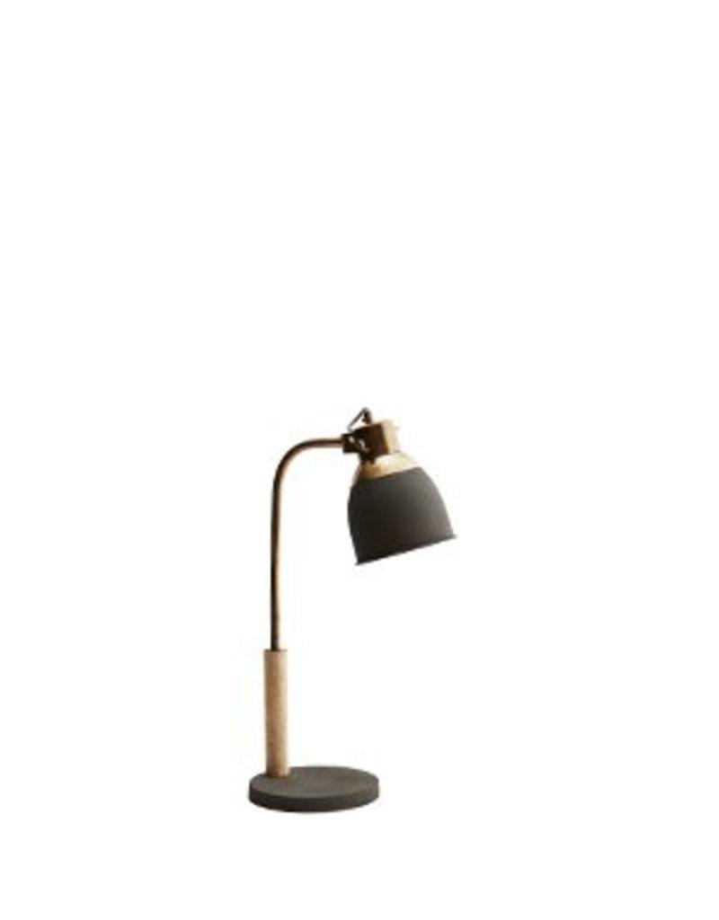 tischlampe holz perfect dreibein design tischlampe holz. Black Bedroom Furniture Sets. Home Design Ideas