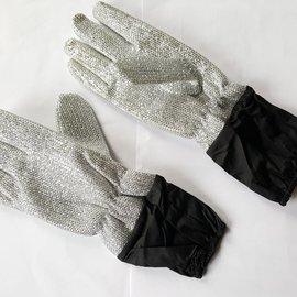Solutions Magische Spülhandschuhe integrierter Schwamm 4204