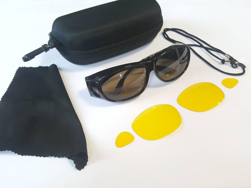 Sonnen-Überbrille UV400 Schutz g0SE9jw
