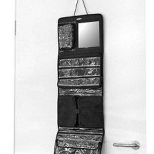 PREZERVE Schmucktasche für ca. 300 Schmuckstücke mit Anlaufschutz - 02032-BK