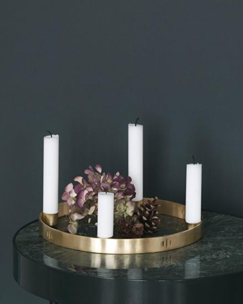 CANDLE HOLDER CIRCLE, SMALL