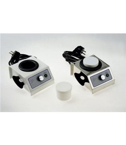 123WAXING Harsapparaat Security Mini- RVS - 100 ml