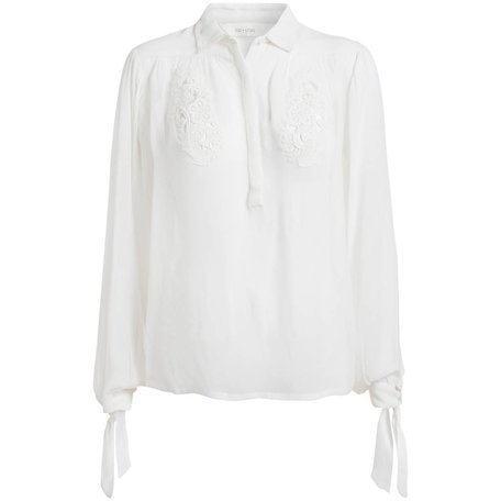 Blouse Off White Avril