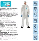 Microgard overall 2000 Ts Plus