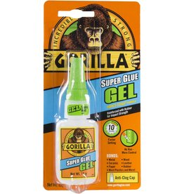 Gorilla Super Glue GEL 15ml flacon