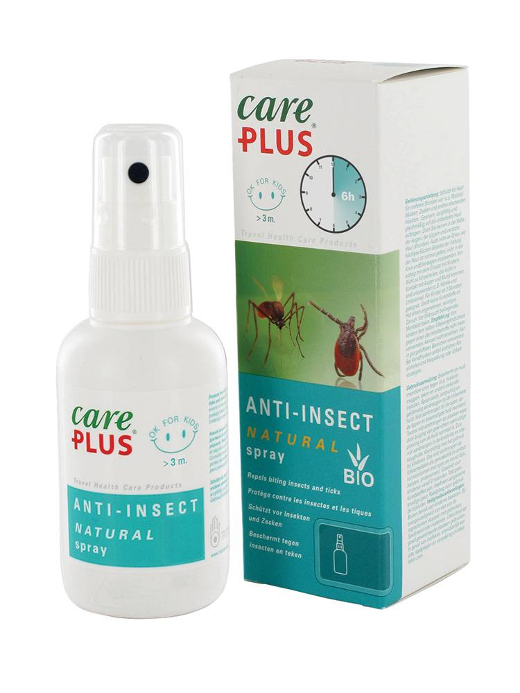Care Plus Care Plus Anti-Insect Natural Spray