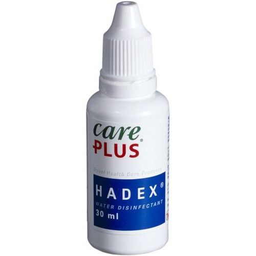 Care plus Hadex 30ml Waterzuiveringsmiddel