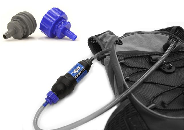 Sawyer Sawyer inline hydrationpack adapter