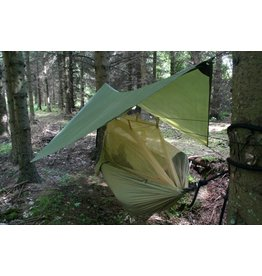 Highlander nomad hangmat met tarp