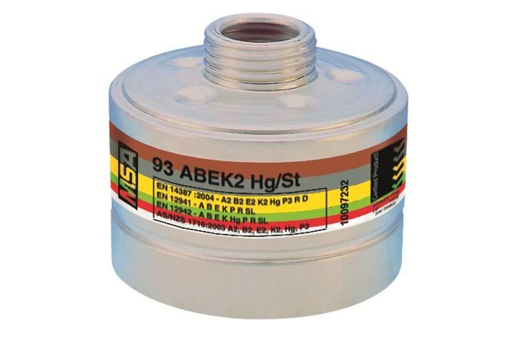 MSA MSA combinatiefilter 93 A2B2E2K2 HG P3R