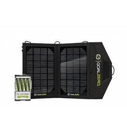 Goalzero Guide 10 Plus Solar Kit