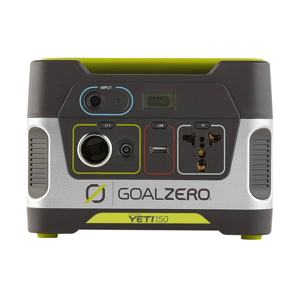 Goal Zero Goalzero Yeti 150 solar generator
