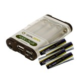 Goal Zero Goalzero Guide 10 plus Charger met 4 AA batterijen