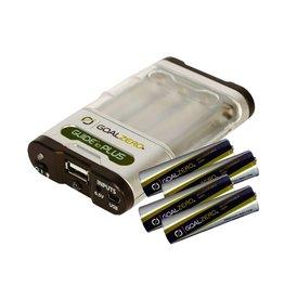 Goalzero Guide 10 plus Charger met 4 AA batterijen