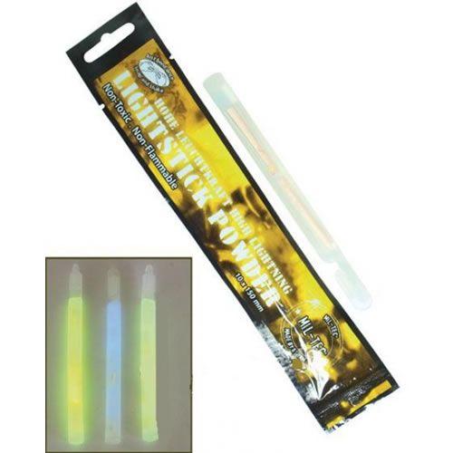 Miltec-Sturm Glow sticks 12-48 uur verlichting