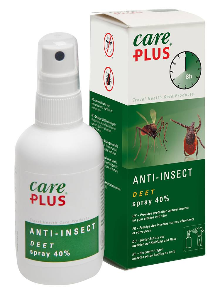 Care Plus Care Plus 40% deet spray 60 ml