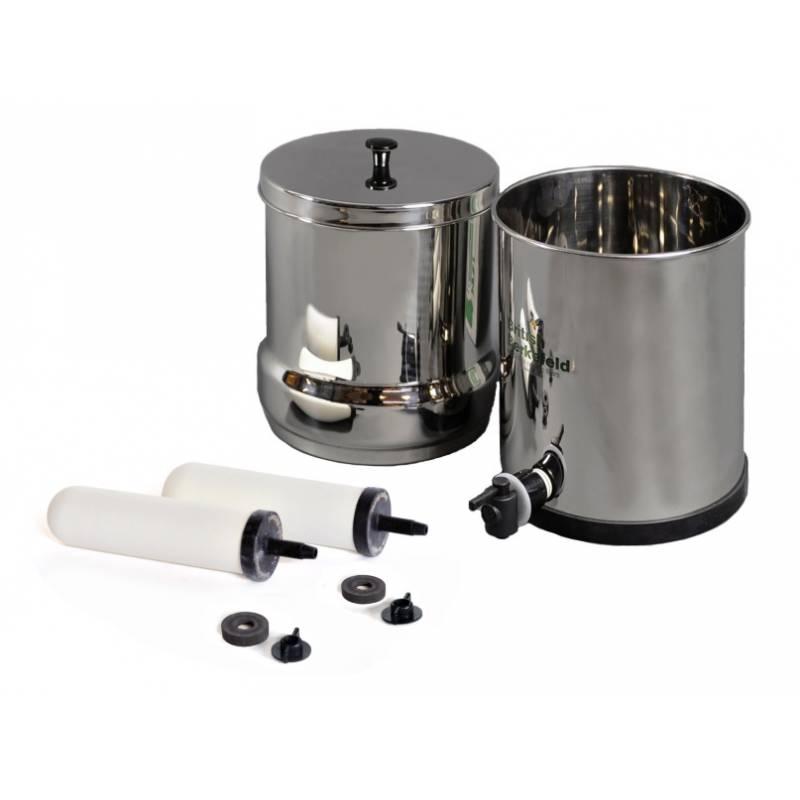 British Berkefeld British Berkefeld RVS waterfilter voor thuis