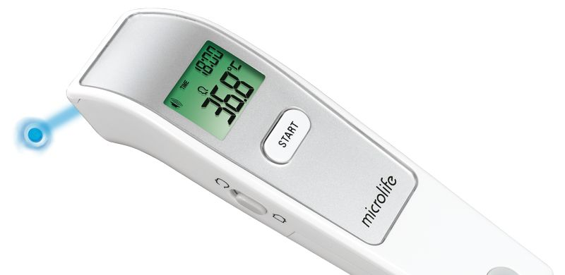 Microlife NC150 thermometer