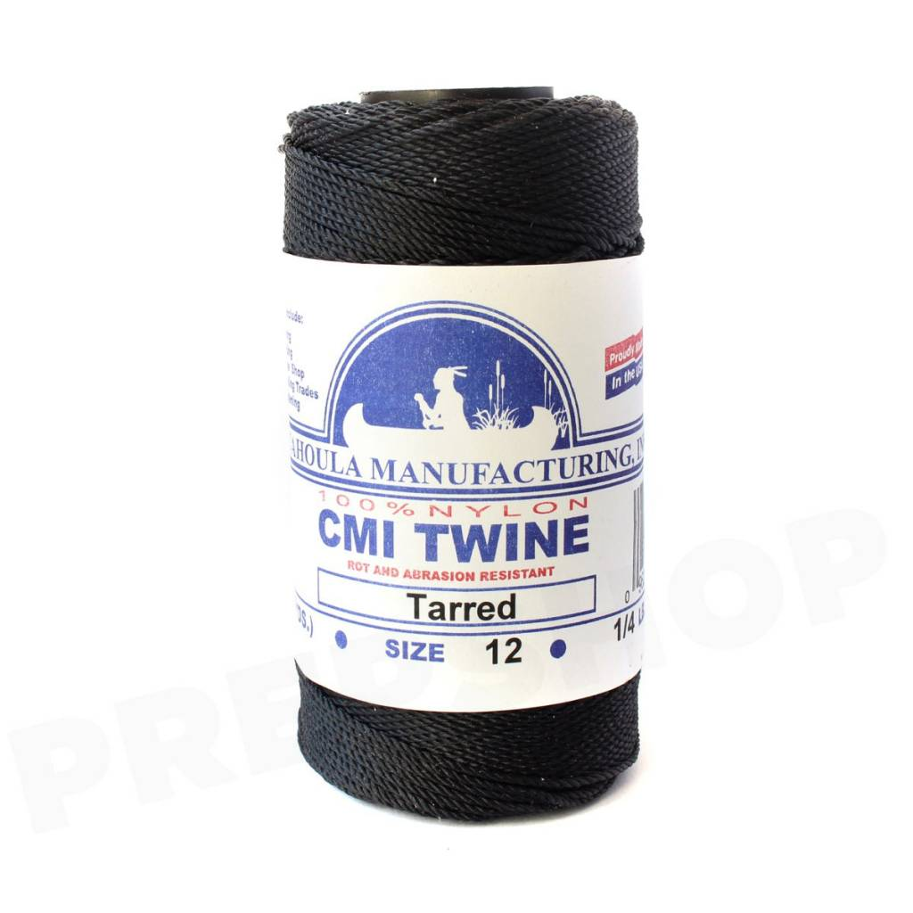 Catahoula Bank line - geteerd nylon touw