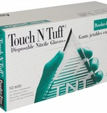100 stuks Touch N Tuff 92-600 nitril handschoenen