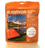 Survivor outdoor food Survivor Outdoor Food Chili Con Carne