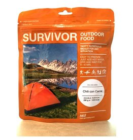 Survivor Outdoor Food Chili Con Carne